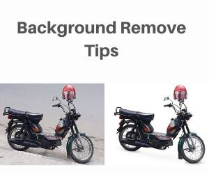 Background Remove Tips