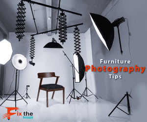 Furniture photography ideas