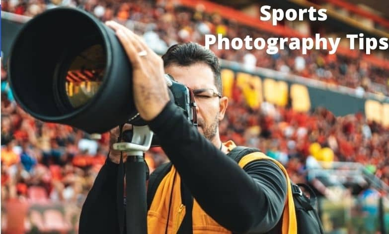 sports photography tips for you