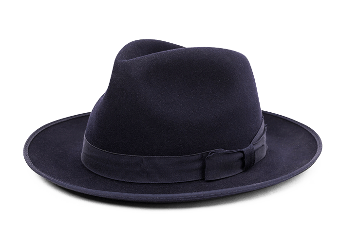 Fedora hats image editing
