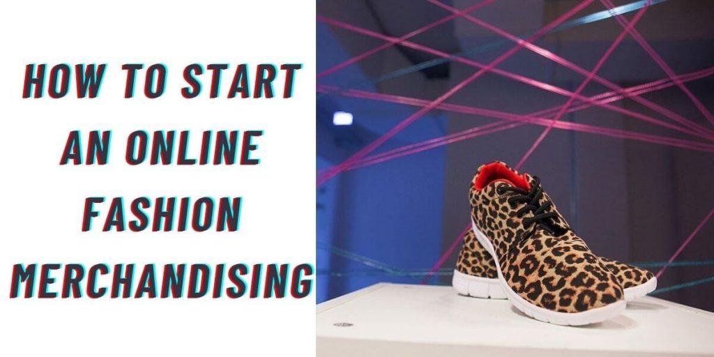 Online Fashion Merchandising | Online retail photography