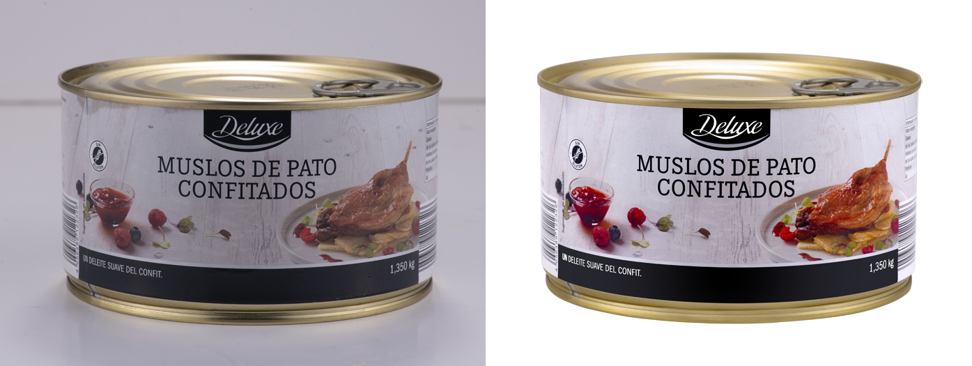 cheap product retouching services