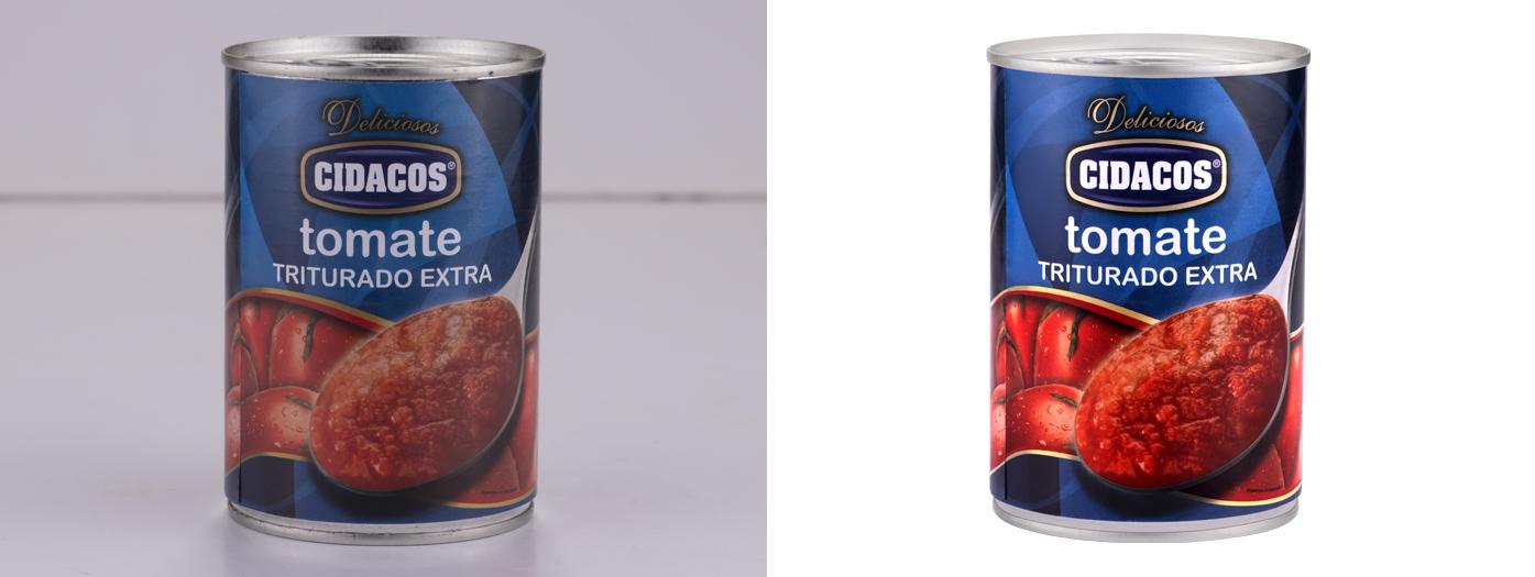 e-commerce product image retouching