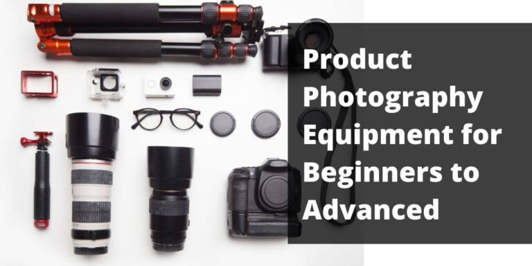 Product Photography Equipment for Quick and Efficient Setup