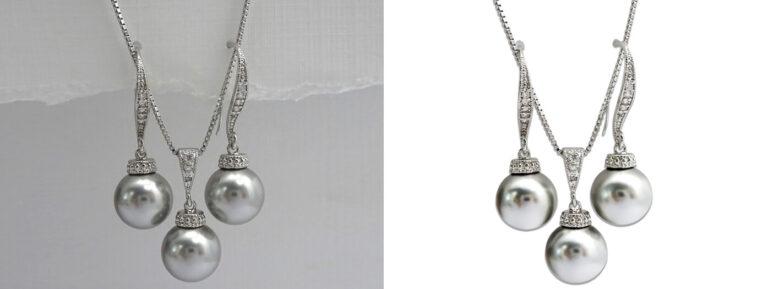 jewelry retouching service sample