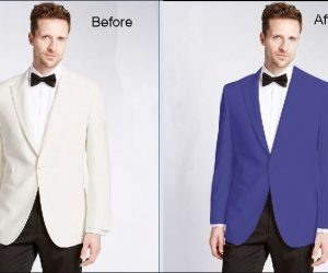change dress color in Photoshop